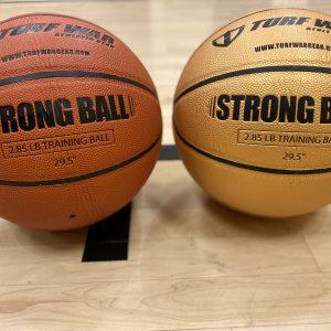 Weighted Training Basketballs